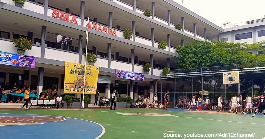 SMA Ananda - 5 SMA Swasta Terbaik di Bekasi dengan Fasilitas Paling Mumpuni