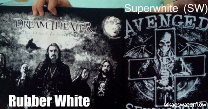 Sablon Super White