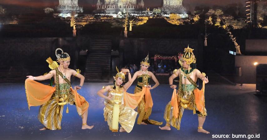 Sendratari Ramayana - 18 Kesenian Tradisional Khas Jawa Tengah Terlengkap Sudah Tahu