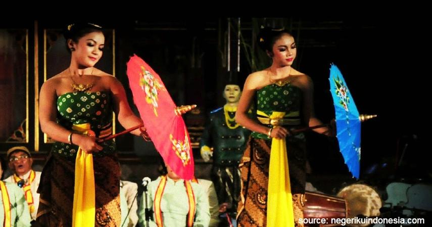 Tari Bondan Payung - 18 Kesenian Tradisional Khas Jawa Tengah Terlengkap Sudah Tahu