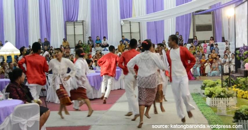 Tari Katreji - 12 Kesenian Tradisional Khas Maluku Ini Wajib Diketahui