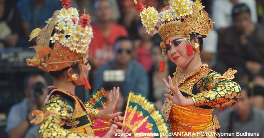 Tari Legong - 7 Kesenian Tradisional Khas Bali yang Belum Banyak Orang Tahu