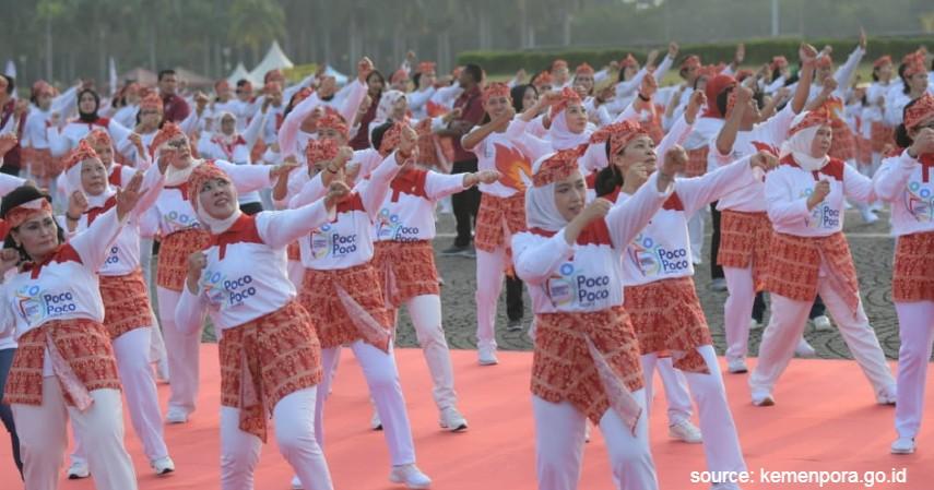 Tari Poco-poco - 12 Kesenian Tradisional Khas Maluku Ini Wajib Diketahui