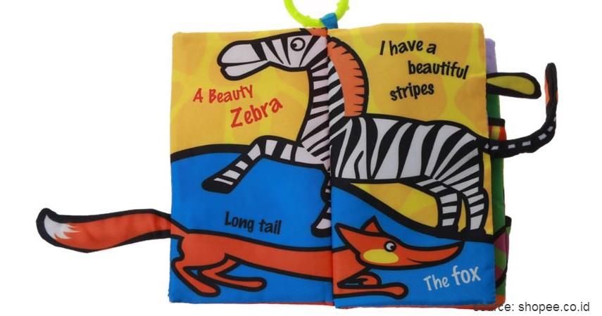 Tebak Motif Bulu Binatang - Ide Permainan Montessori Agar Anak Tidak Bosan di Rumah