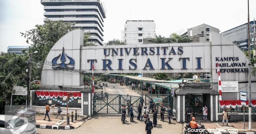 Trisakti - Universitas Terbaik untuk Desain Komunikasi Visual di Jakarta