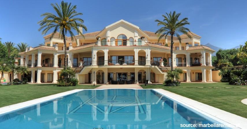 Villa Casa - 10 Villa Terindah di Dunia ini Cocok Buat Liburan bareng Keluarga