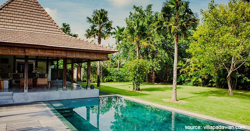 Villa Padawan - 10 Villa Terindah di Dunia ini Cocok Buat Liburan bareng Keluarga
