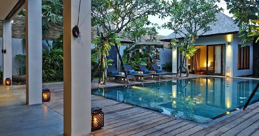 Villa Ziba - 10 Villa Terindah di Dunia ini Cocok Buat Liburan bareng Keluarga