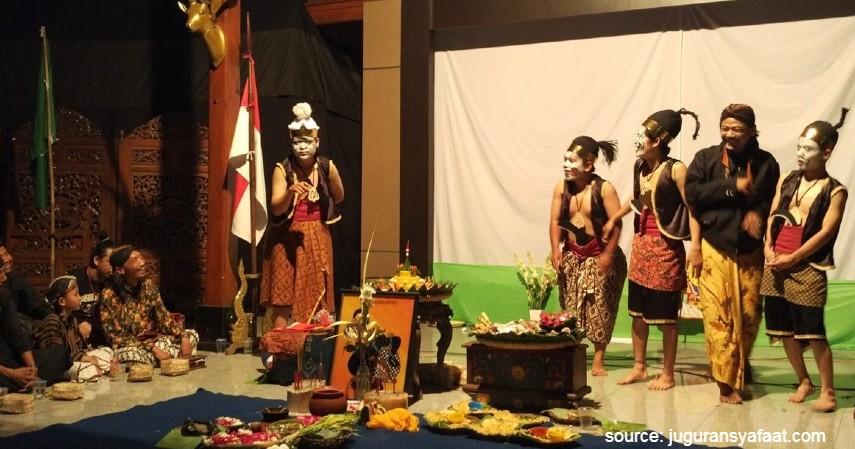 Wayang Jemblung - 18 Kesenian Tradisional Khas Jawa Tengah Terlengkap Sudah Tahu