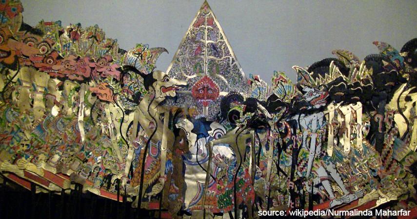 Wayang Kulit - 18 Kesenian Tradisional Khas Jawa Tengah Terlengkap Sudah Tahu