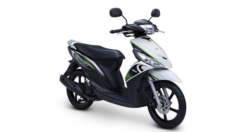Yamaha Mio J - Daftar Motor Bekas 5 Jutaan Terbaik yang Tak Kalah Keren dengan Motor Baru
