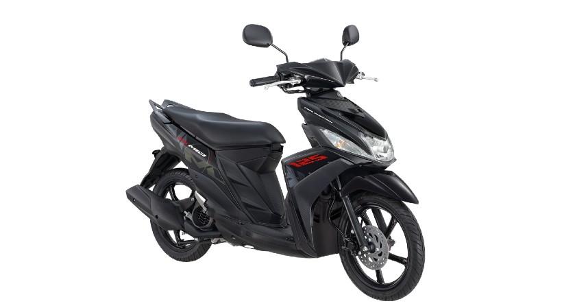 Yamaha Mio M3 125 - Daftar Motor Bekas 5 Jutaan Terbaik yang Tak Kalah Keren dengan Motor Baru