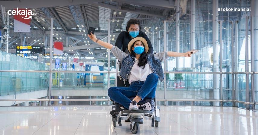 10 Tips Bepergian saat New Normal yang Wajib Diketahui Para Pelancong