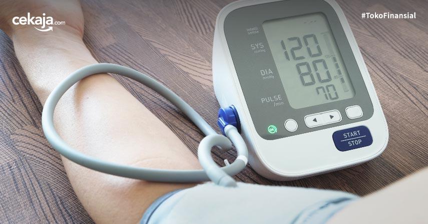 Ciri-ciri Darah Rendah dan Darah Tinggi Serta Cara Mengatasi