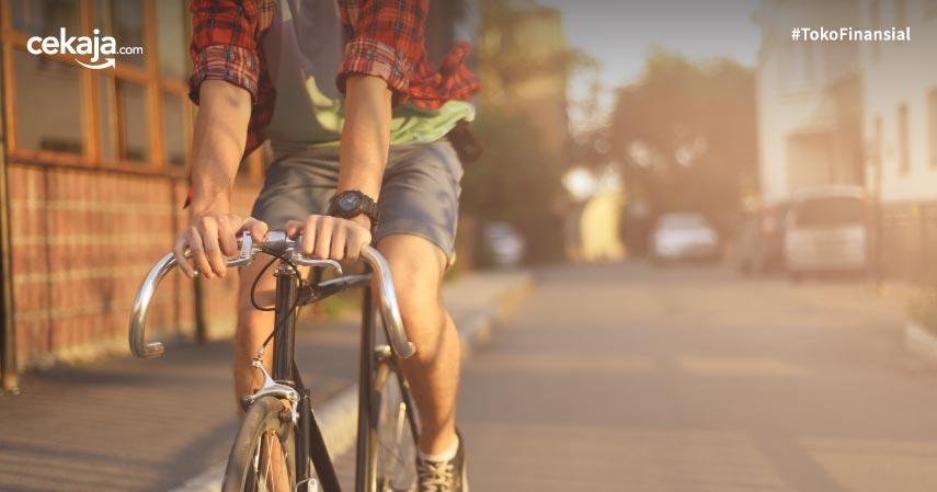Ini Dia 10 Tips Pemanasan Sebelum Bersepeda yang Wajib Dilkaukan