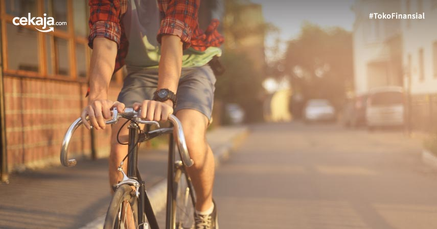 10 Tips Pemanasan Sebelum Bersepeda yang Wajib Dilakukan