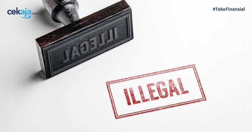 List Pinjaman Online Ilegal di Indonesia Terbaru