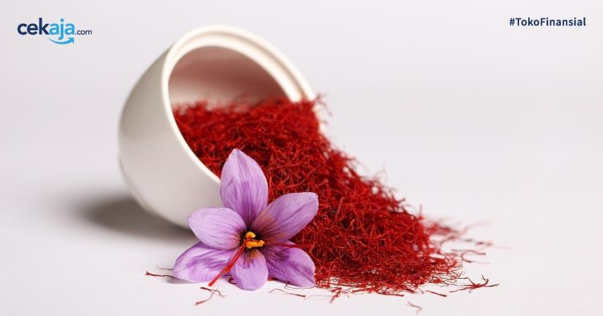 Khasiat Bunga Saffron Bagi Kesehatan Beserta Hal-hal yang Perlu Diketahui Lainnya