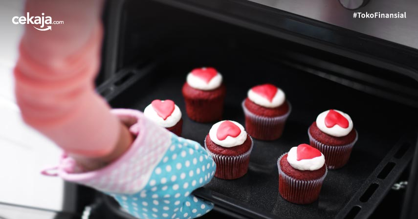 Memilih oven kue terbaik