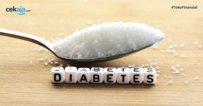 7 Cara Mengobati Diabetes Secara Alami, Mudah Banget!