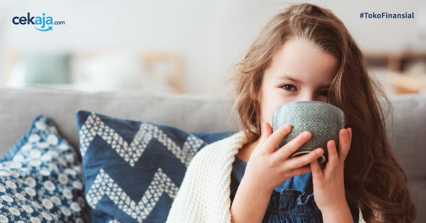 Cara Meningkatkan Daya Tahan Tubuh Anak