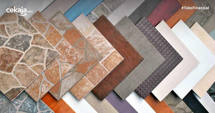 7 merk keramik terbaik untuk lantai rumah