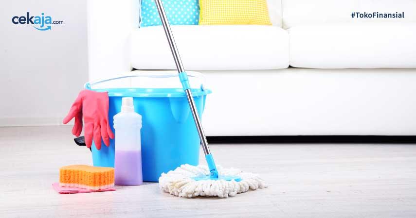 Pembersih lantai terbaik