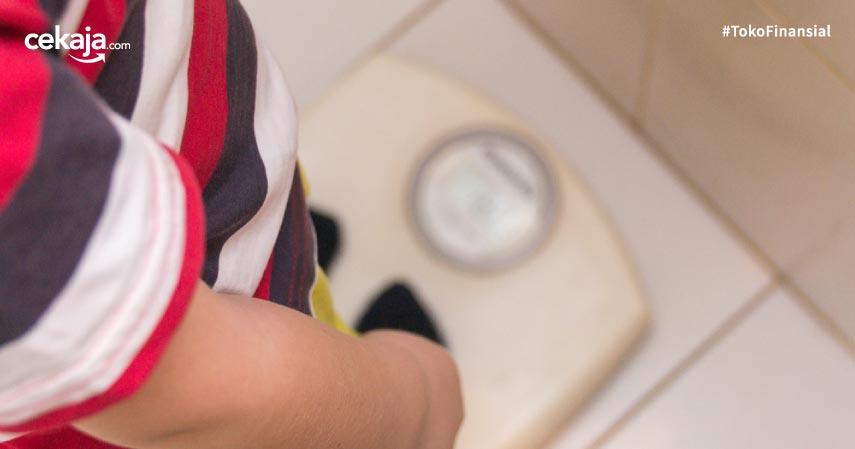 Cegah Obesitas pada Anak, Ini 6 Cara yang Wajib Dilakukan