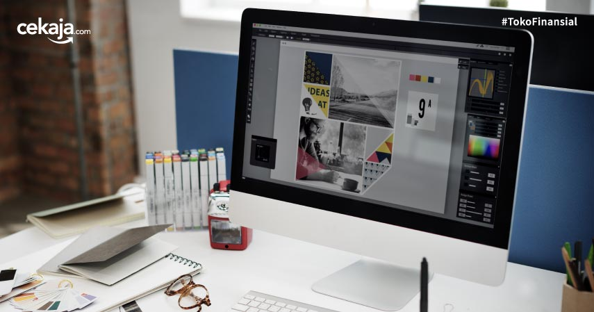 10 Aplikasi Desain Grafis Online Gratis Terbaik Paling Populer