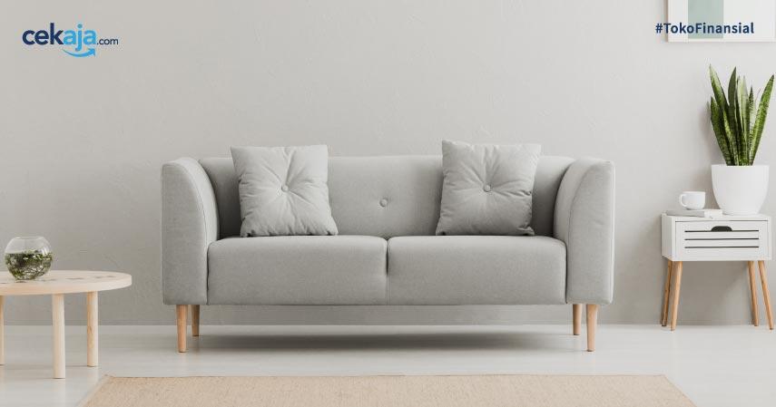 15 ide sofa ruang tamu sempit yang harnya gak bikin mengernyit