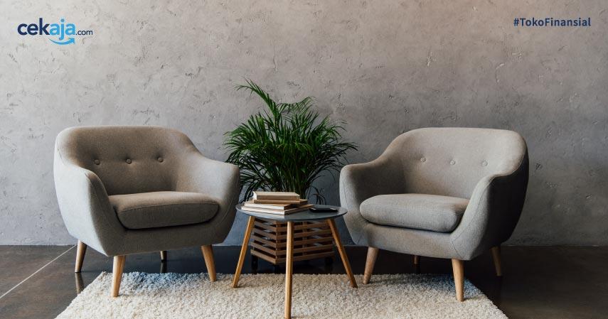 Desain Ruang Tamu Minimalis yang Bikin Rumah Nampak Ciamik