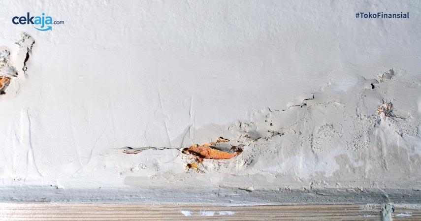 Ini Cara Mengatasi Tembok Rembes yang Mudah dan Efektif