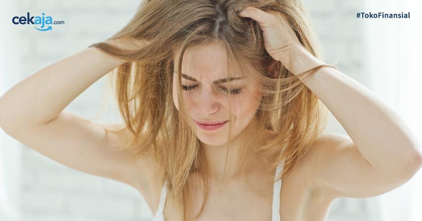 10 Cara Menghilangkan Kutu Rambut dari Mayones hingga Alkohol, Yuk Coba!