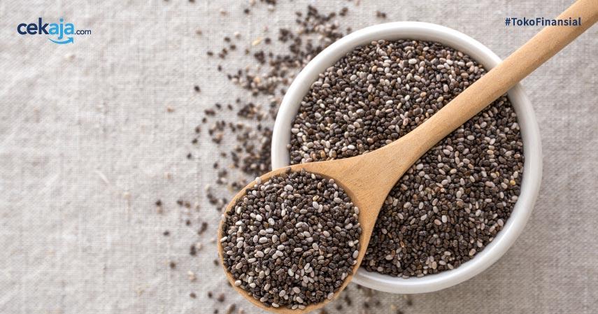 8 Manfaat Chia Seed Bagi Kesehatan dan Kecantikan