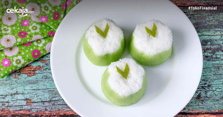 Kue basah tradisional