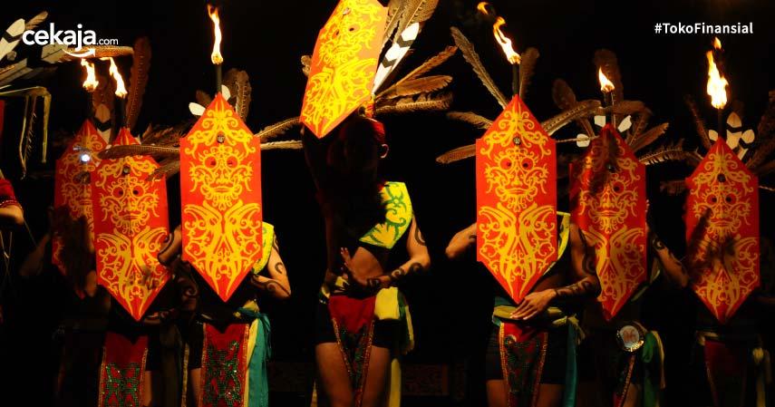 11 Kesenian Tradisional Kalimantan Barat yang Wajib Dilihat Saat Berwisata