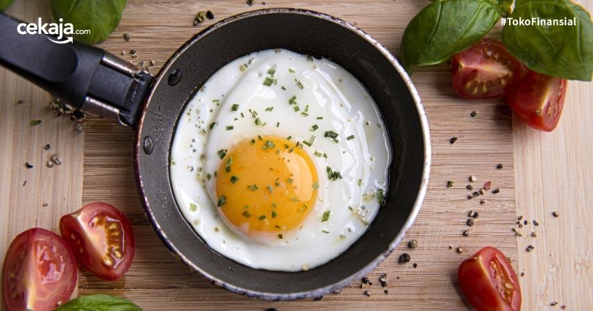 Manfaat Telur Setengah Matang dan Bahayanya Bagi Kesehatan