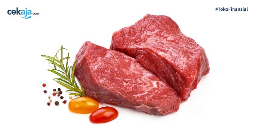 Ciri-ciri Daging Sapi Segar yang Aman untuk Dikonsumsi!