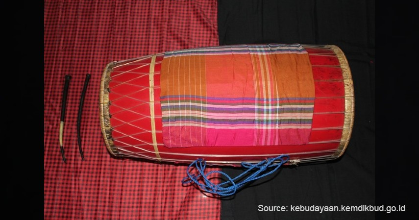Gendang Bulo - 11 Kesenian Tradisional Sulawesi Selatan yang Membanggakan, Patut Dilestarikan!.jpg