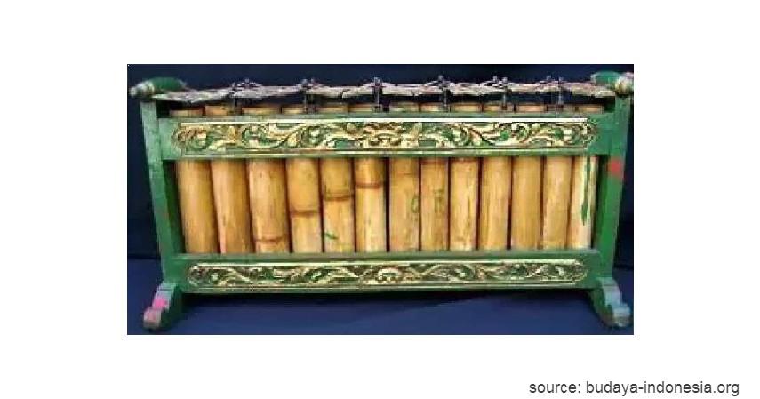 Alat Musik Bumbung - 20 Kesenian Tradisional Kalimantan Selatan