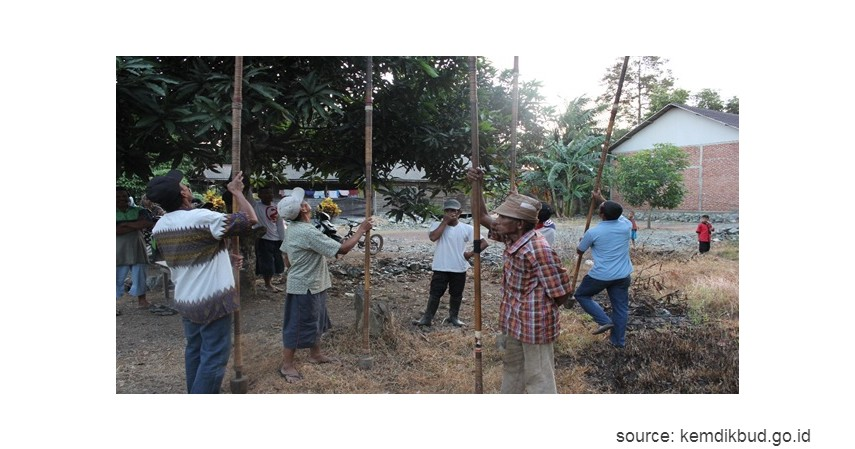 Alat Musik Kurung-Kurung - 20 Kesenian Tradisional Kalimantan Selatan