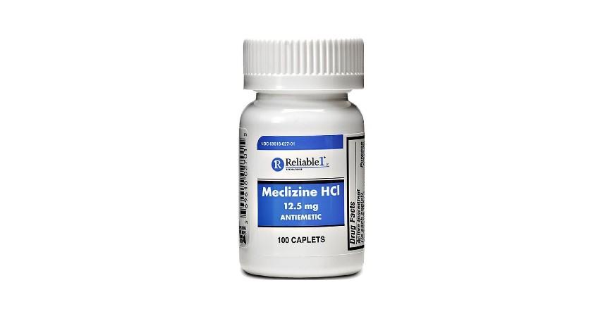 Antihistamin - 5 Obat Mual untuk Ibu Hamil yang Aman dan Efektif