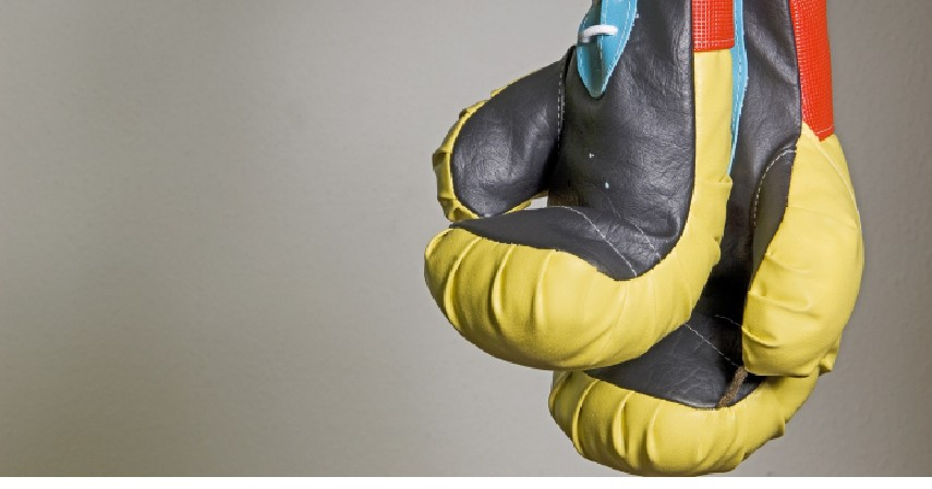 Boxing - 18 Cara Mengecilkan Lengan Berlemak Paling Efektif