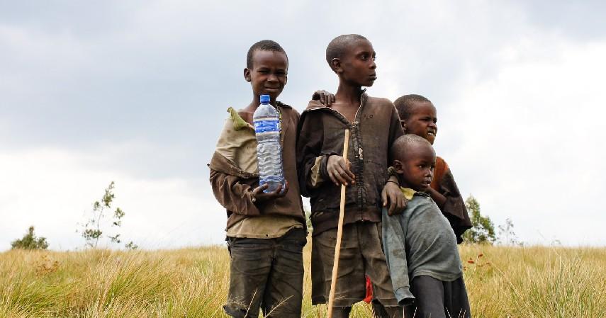 Burundi - 10 Negara Termiskin di Dunia dengan GDP per Kapita Paling Rendah