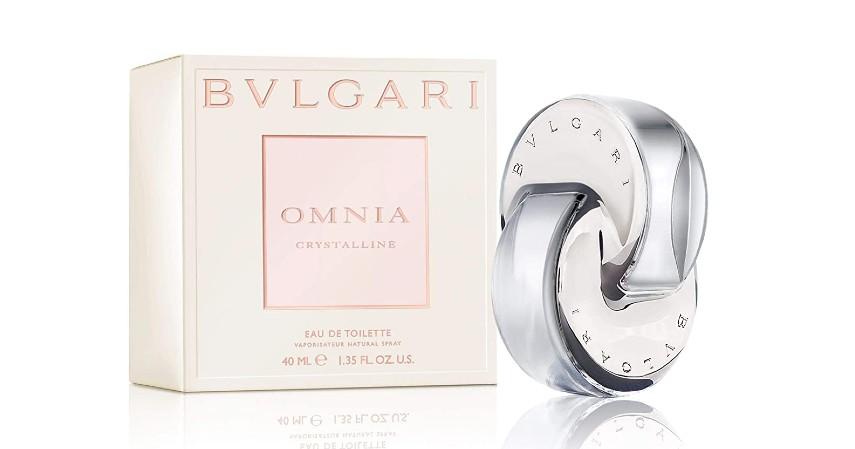 Bvlgari - Omnia Crystalline - 10 Merk Parfum Wanita Terbaik dan Terlaris Bikin Pria Terpesona