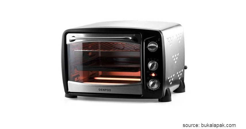 Denpoo DEO 18T - Oven Kue Terbaik untuk Pemula Mulai Dari Jenis Tips Hingga Rekomendasi