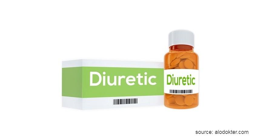 Diuretik - 5 Obat Kencing Batu beserta Fungsinya yang Beragam