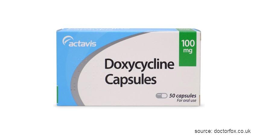 Doxycycline - 10 Obat Keputihan dari Bahan Alami hingga Dokter Berdasarkan Penyebabnya