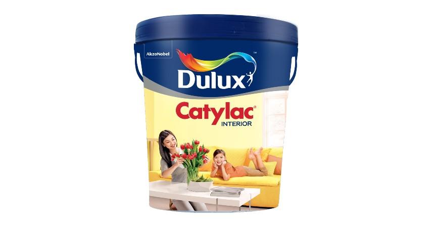 Dulux Catylac Interior - 10 Cat Rumah Terbaik dengan Berbagai Formula Canggih