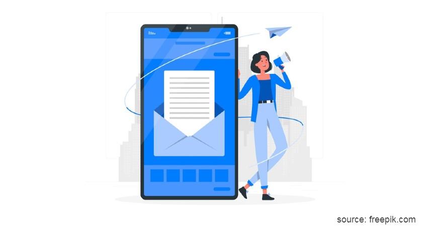 Email Marketing - 9 Cara Mengembangkan Bisnis Online yang Wajib Dilakukan Pebisnis